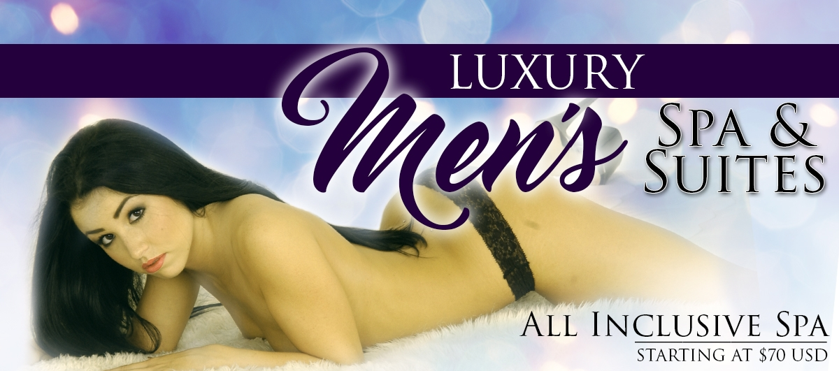 Luxury Men's Spa Suites