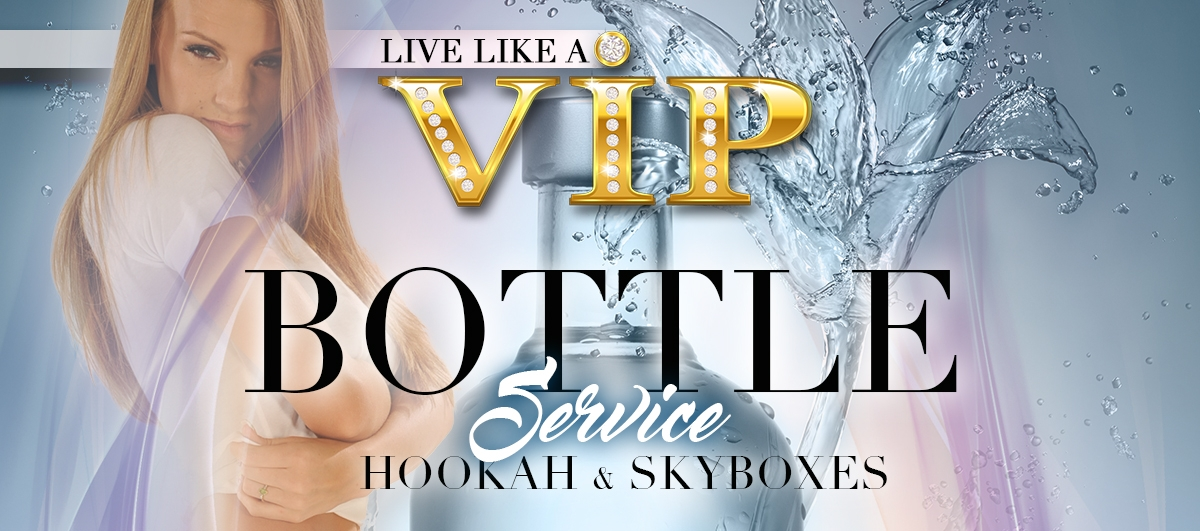 Bottle Service & Skyboxes