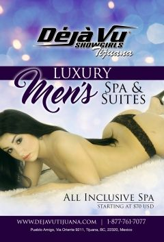 Luxury Men's Spa & Suites